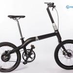 PLOOI BIKE – Xe đạp điện gấp gọn chỉ với một nút bấm
