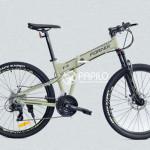 Xe đạp gấp Fornix F3 – Khỏe mà rẻ