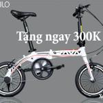 Giảm 300k khi mua xe đạp gấp Java X1 (9.4-15.4.2018)