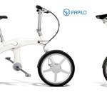 Mando Footloose – Xe đạp gấp không xích đầu tiên trên thế giới