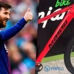 Hãng xe đạp nhận cái kết đắng khi kiện Lionel Messi