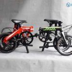 7 điều khác biệt giữa xe đạp gấp Java X1 7S và Java X3