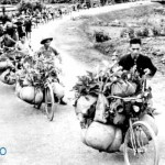 """Xe đạp biểu tượng """"bất diệt"""" cho tinh thần đoàn kết của quân và dân ta trong thời chiến"""