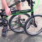 Các cơ chế gấp của xe đạp gấp, có thể bạn chưa biết?