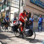 Anh chàng người Ai Cập sang Nga xem World Cup 2018 bằng xe đạp