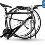 Xe đạp gấp thành phố CHANGE DF702- Xe đạp gấp bánh to