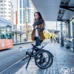 Review Xe đạp gấp FSIR Spin 5.0