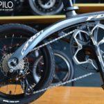 8 trang bị hiện đại khiến xe đạp gấp Sava Carbon 16 trở nên khác biệt