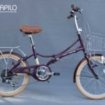 Xe đạp gấp Nhật Bản- Vaiche 602