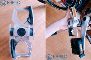 tang pedal VP Flip