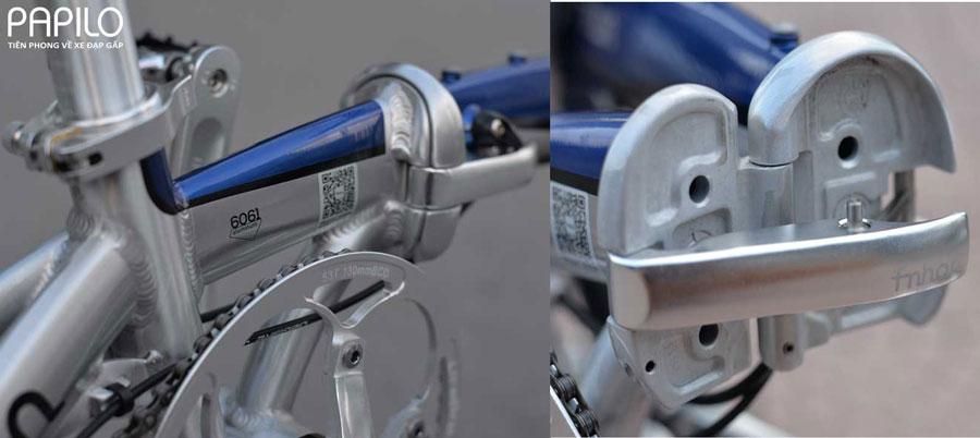 Chốt khóa xe đạp gấp fnhon 14