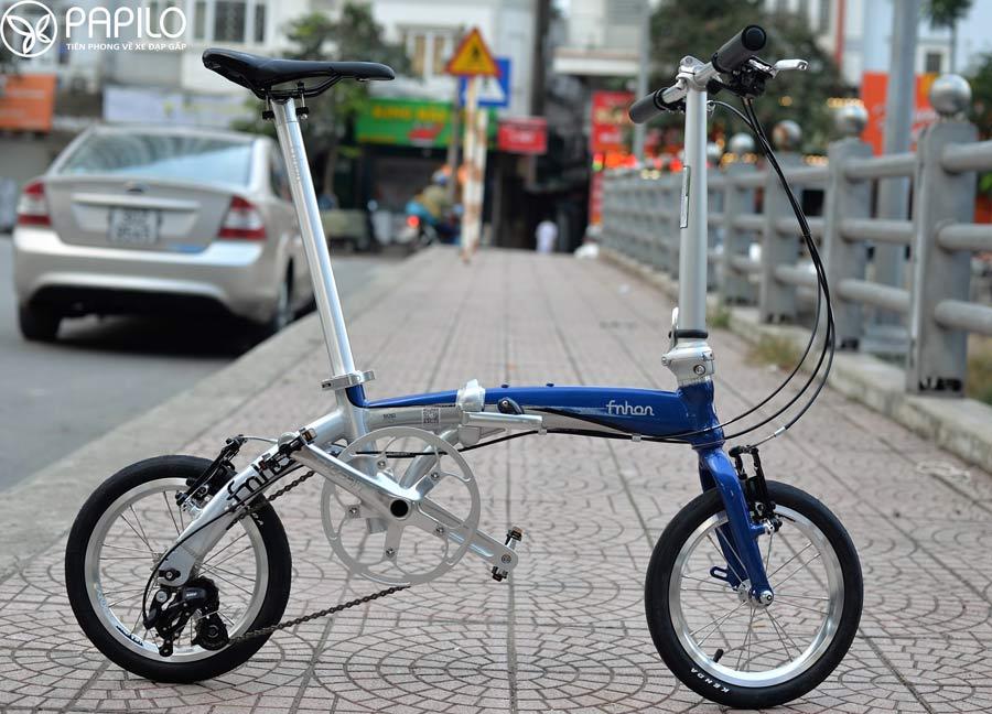 Xe đạp gấp Fnhon 14