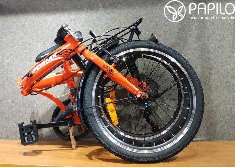 Xe đạp học sinh gấp gọn, khơi dậy niềm hứng thú của bạn