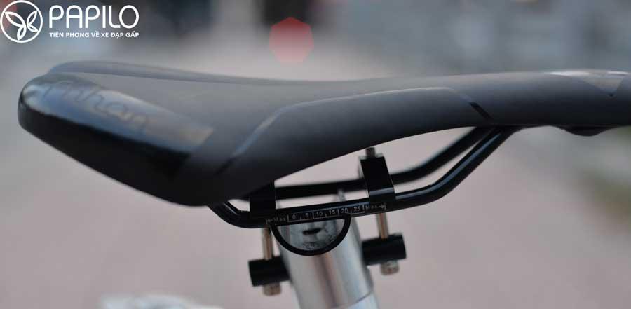 Yên xe đạp gâp fnhon 14 inch