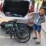 Làm gì để khuyến khích trẻ tự đạp xe?