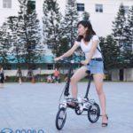 Khắc phục 5 nỗi lo khi đạp xe đi làm