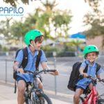 Thật ngạc nhiên, ở Đan Mạch trẻ 5 tuổi tự đạp xe đến trường!