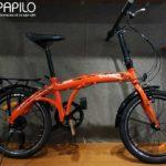 Xe đạp gấp Fornix Bgese 20 inch