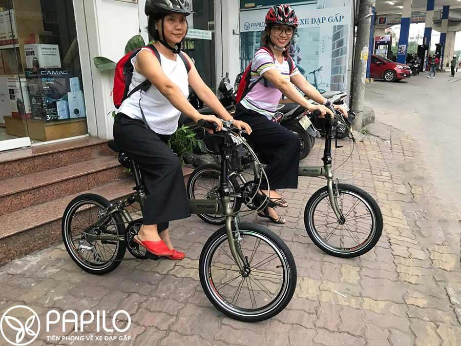 Tiết kiệm tiền xăng xe máy, ô tô nhờ đạp xe đi làm