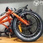 Khuyến mãi xe đạp gấp giá rẻ