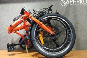 Xe đạp gấp Fornix Bgese