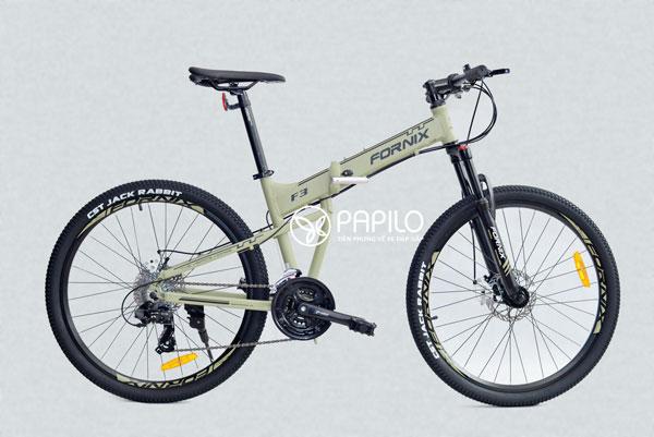 Xe đạp địa hình gấp fornix f3 giá rẻ