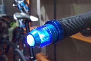 Đèn xi nhan cho xe đạp