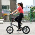 Xe đạp điện gấp gọn Jaunty CFD-2 (2019)