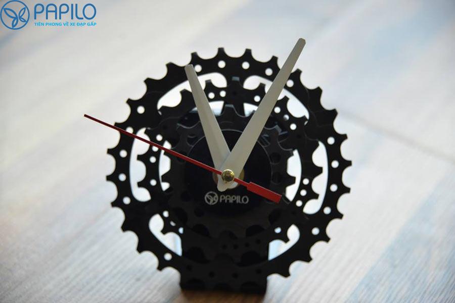 Qùa tặng đồng hồ líp xe đạp