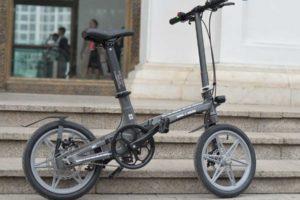 Xe đạp điện gấp jaunty