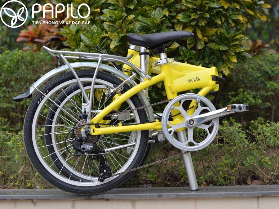 Xe đạp gấp Banian Philippines giá rẻ bất ngờ