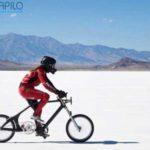 Xe đạp nhanh nhất hành tinh với tốc độ 295km/h, ngang ngửa với xe hơi