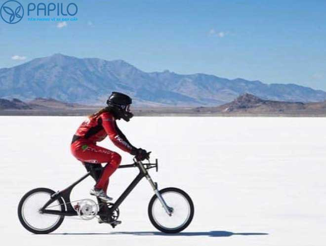 Xe đạp nhanh nhất hành tinh