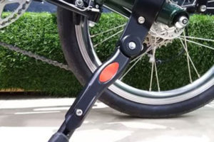 Chân chống xe đạp kẹp khung