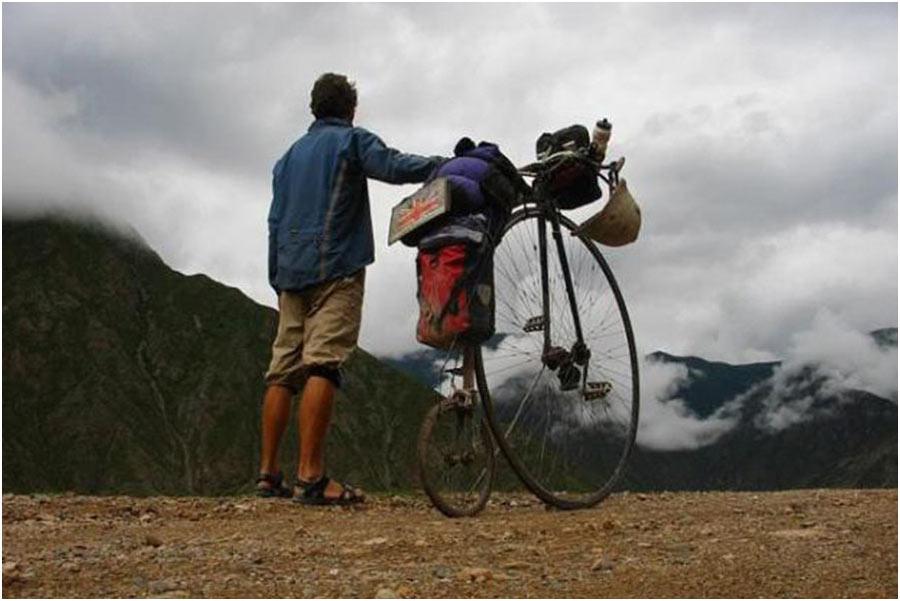 Xe đạp bánh lớn