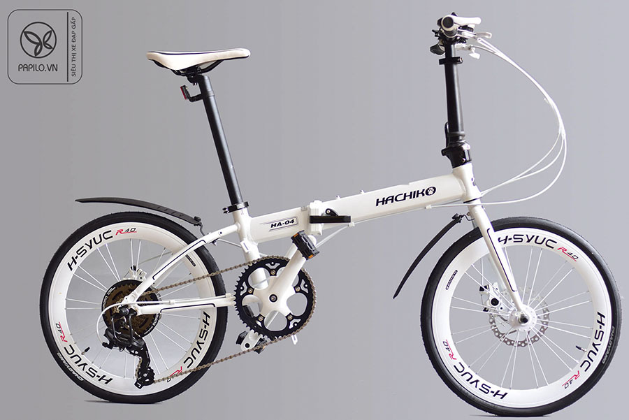 Xe đạp gấp Nhật Bản