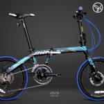 Sẽ lướt thế nào khi cưỡi trên xe đạp gấp Java Fit18?