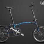 Xe đạp gấp 3Sixty M3 – Hàn Quốc