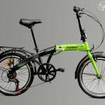 Xe đạp gấp dành cho học sinh: Fornix Prava 2019