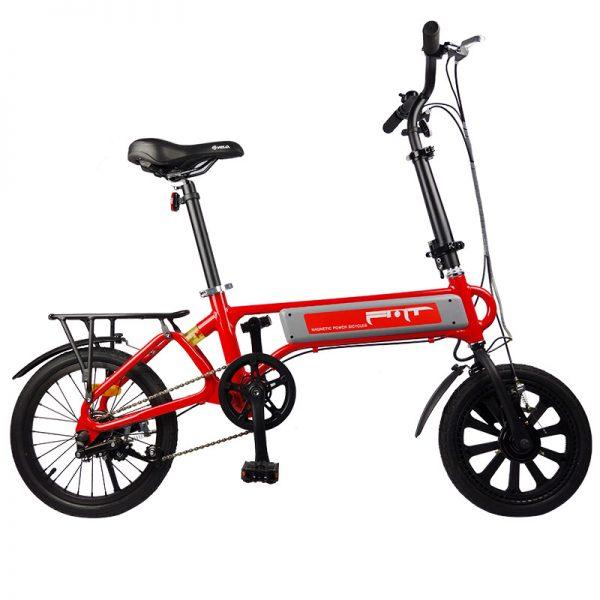 xe đạp gấp trợ lực từ FMT 1301Z