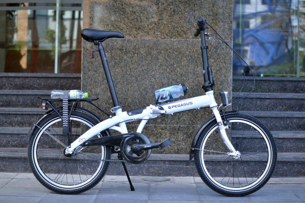 Pegasus folding bike (D3s)