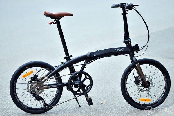Xe đạp gấp Ecosmo 9