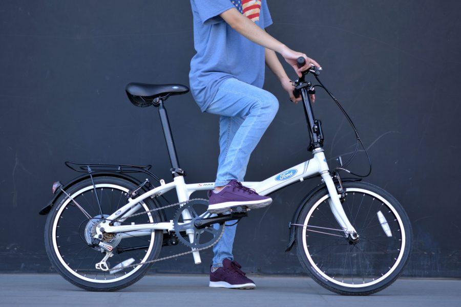 xe đạp gấp Ford S-Max