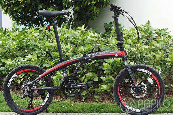 xe đạp gấp Promaster