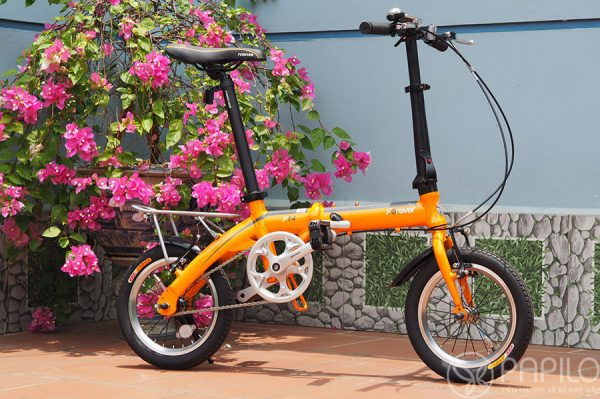 Xe đạp gấp Forever F14